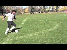 Soccer Drills: Individual Soccer Drills For Real Improvement #1 - YouTube