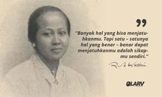 Emansipasi Wanita melalui Raden Ajeng Kartini – Alinfo Kartini Quotes, Anime Motivational Quotes, Feminist Quotes, Simple Quotes, Reminder Quotes, Quotes Indonesia, Quotes By Famous People, Great Women, Social Media Template