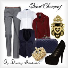 """""""Prince Charming - from Disney's Snow White and the Seven Dwarves"""" by elliekayba on Polyvore"""
