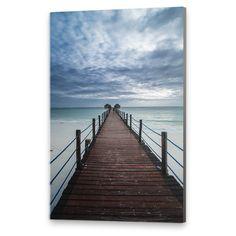 😌 Faci doar un pas către paradis. Railroad Tracks, Photoshop, Simple, Artist, Artists, Train Tracks