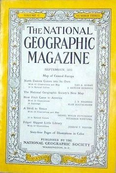 National Geographic Magazine: September 1951, « LibraryUserGroup.com – The Library of Library User Group