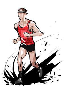 SPAI131b, SPAI131, 스포츠, 에프지아이, 운동, 사람, 캐릭터, 액션, 모션, 남자, 1인, 스케치, 마라톤, 달리기, 경주, 일러스트, illust, illustration #유토이미지 #프리진 #utoimage #freegine 19587193