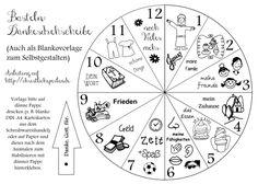 Erntedank basteln Bible School Crafts, Bible Crafts, Early Intervention Program, Godly Play, Sunday School Kids, 10 Commandments, Bible Activities, Kids Behavior, Kids Church
