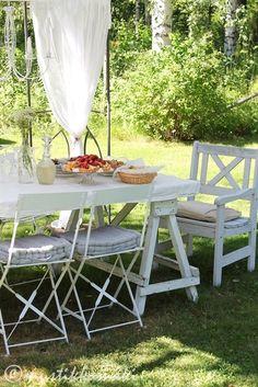 piha,puutarha,Tee itse - DIY,pöytä,ruokapöytä