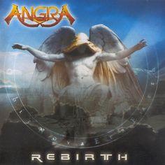 Angra - Rebirth #metal #album #music