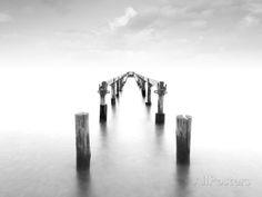 Infinite Pier Fotoprint van Marco Carmassi bij AllPosters.nl