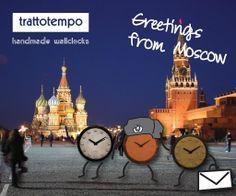 Marzo 2013 / Trattotempo a Mosca