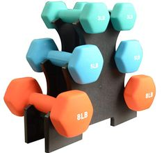 BalanceFrom GoFit All-Purpose Dumbbells - Overview: Training with dumbbells allows you to select resistance training exercises based on their similarity to actual movements that occurs during sports. Dumbbells require more balance than traini. Best Home Gym Equipment, No Equipment Workout, Workout Gear, Fitness Equipment, Training Equipment, House Workout, Workout Outfits, Workout Plans, Good Arm Workouts