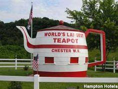 Largest Teapot.