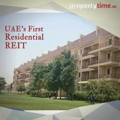 Equitativa, Al Hamra and National Bonds launch the UAE's first Residential REIT. Read more at: http://magazine.propertytime.ae/issue/february/#/40 #Dubai #RealEstate #PropertyTime #RealEstateNews #RealEstateUpdates #PropertyMagazine #Investment #Investors #ResidentialREIT