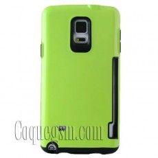 Coque arrière poche fiable plastique rigide haute qualité pour Samsung Galaxy Note 4 Galaxy Note 4, Accessoires Samsung, Smartphone, Galaxy Phone, Charger, Plastic, Slipcovers