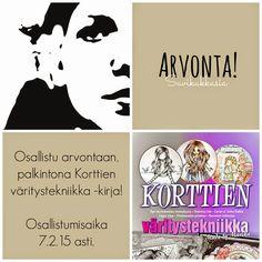 Arvontaa blogissa www.suvikukkasia.blogspot.fi