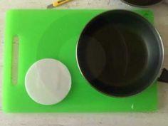 Fácil. Reciclar bandejas poliespan SALVASARTENES