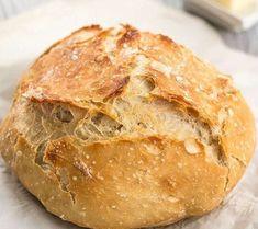 Bakery Recipes, Recipes From Heaven, Baked Goods, Baguette, Instagram, Brot, Bakken, Pastries Recipes