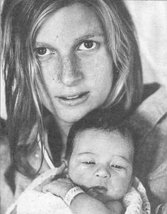 Linda McCartney.