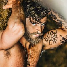 Bearded and inked