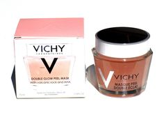 HaySparkle: Vichy Double Glow Peel Mask Review