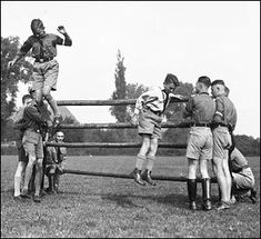 Hitler Youth Activities