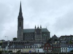 Cobh cathedral where I got married :)