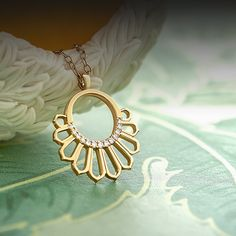 Handmade Fine Jewellery Inspired By The Colour And Pattern Of India Diamond Jewelry, Flora, Feather, Fine Jewelry, Jewelry Design, Pendant Necklace, Jewels, Pattern, Handmade