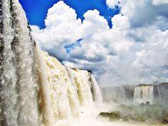 Cataratas do Iguaçu, Brasil Iguazu Falls