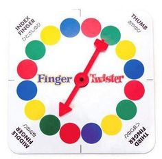 Finger twister for digit isolation - Repinned by @PediaStaff – Please Visit ht.ly/63sNt for all our pediatric therapy pins