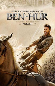Ben-Hur - Poster & Trailer | Portal Cinema