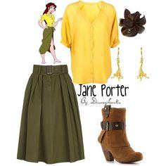 Jane Porter. I love jane <3