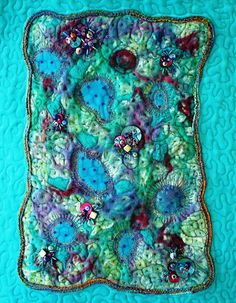 Cecile Meraglia of Aventures Textiles