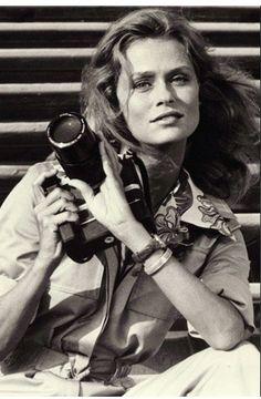 Lauren Hutton - 1967