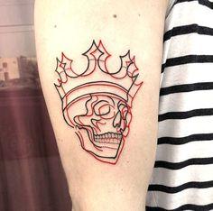 Krone Tattoo Designs- Tattoo Styles- # About crown tattoo d Best 3d Tattoos, Cool Arm Tattoos, Unique Tattoos, Cute Tattoos, Body Art Tattoos, Small Tattoos, Tattoos For Guys, Tattoos For Women, Pretty Tattoos