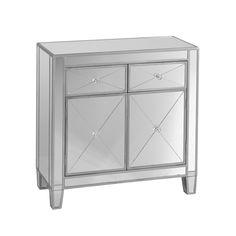 Reflective Cabinet   dotandbo.com