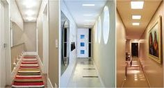 iluminação para grandes corredores - Pesquisa Google