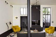 loft em Paris desenhado por Marianne Evennou