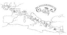 Un viaggio da Gerusalemme fino all'Irlanda passando per Grecia, Italia, Francia e Regno Unito, per un…
