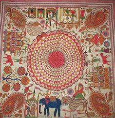 Kantha Embroidery : The Wonderful Running Stich ~ Handicrafts Center