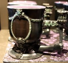 New Haunted Mansion Merchandise:Sculpted Mug