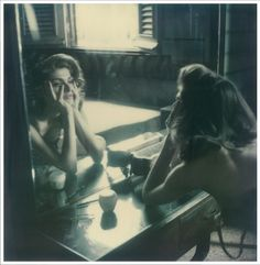 Wendy Bevan's Italian-Neorealism influences Polaroid film sets have been featured in numerous publication including Italian Marie Claire, Harpers Bazaar, Russian Vogue…