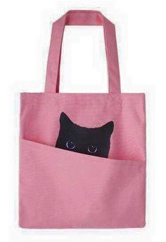 Tote Bag - Laughing cat by VIDA VIDA b9q12P