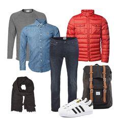 """Outfit der Woche: """"Sportsmen""""  Wie gefällt euch der Style? Kaufen könnt ihr die Artikel im Trendfabrik Online Shop!"""