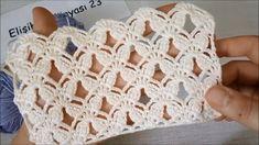 Crochet Bedspread, Crochet Motif, Crochet Designs, Crochet Stitches, Knit Crochet, Baby Knitting Patterns, Sewing Patterns, Crochet Patterns, Crochet Crocodile Stitch