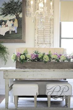 Hey, I found this really awesome Etsy listing at https://www.etsy.com/listing/218704700/rustic-wood-centerpiece-vase-pot-planter