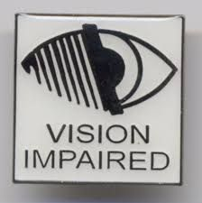 when speaking to someone whom is vision impaired it is important to identify yourself and not just assume that the person will recognise you just by your voice