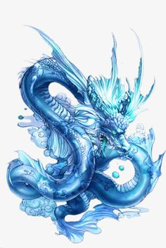 Ancient water kau PNG and Clipart Mythical Creatures Art, Fantasy Creatures, Dark Fantasy Art, Blue Dragon Tattoo, Mythical Dragons, Legendary Dragons, Dark Art Illustrations, Fantasy Beasts, Water Dragon