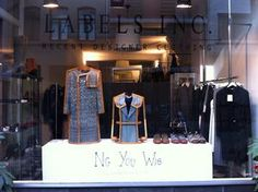 Labels Inc: 2nd hand designers & stock sale