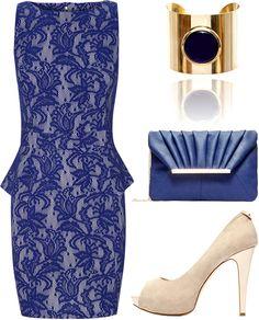 QUIERO UNA BODA PERFECTA: MODA+BODA: ¡El azul klein un imprescindible del otoño!