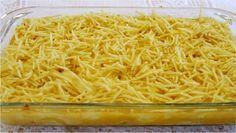 O Fricassé de Frango Cremoso com Batata Palha é delicioso e muito fácil de fazer. Surpreenda os seus familiares e convidados com essa receita maravilhosa!