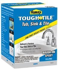 Rustoleum Tub And Tile Refinishing Kit Paint Over The Surface Of - Epoxy paint for plastic tubs