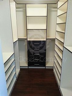 Walk In Closets | The Closets Company