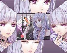 Violette【Reine Des Fleurs】